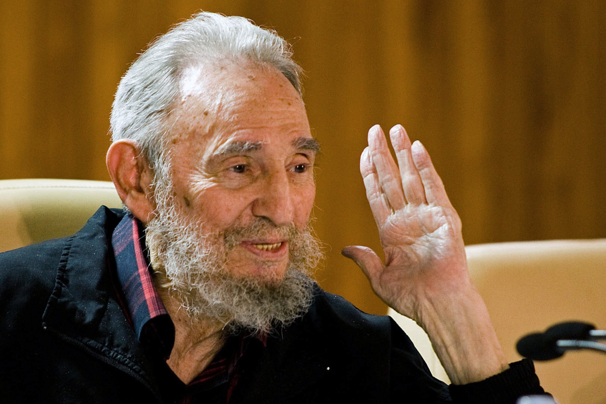 Image result for fidel castro in 2016